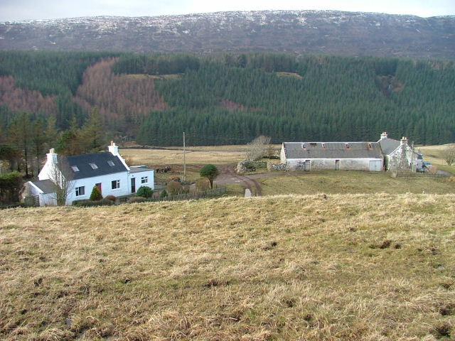 Croft in the Settlement of Bay