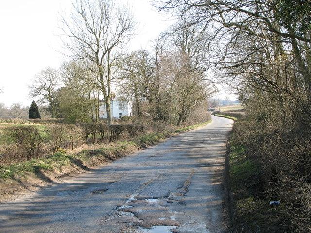 Wildhill Road