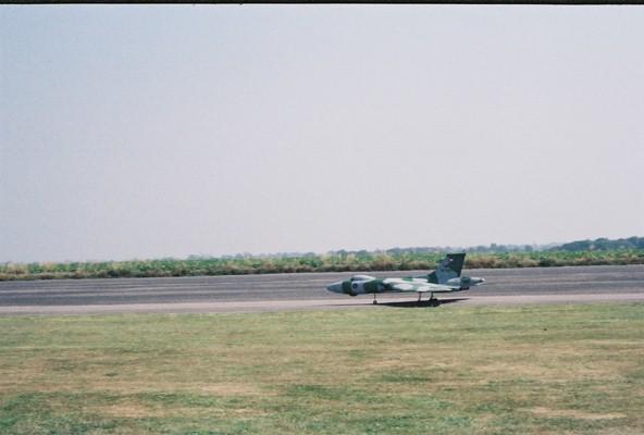 Model Aircraft at Rufforth Airfield