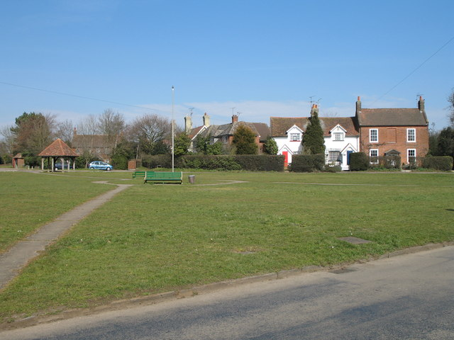 Tewin Village Green