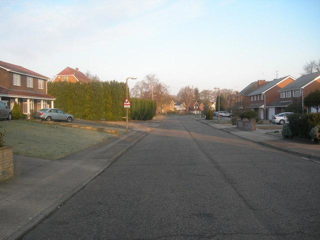 Lambourn Way, Lordswood