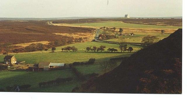 Saltersgate and Glebe Farm