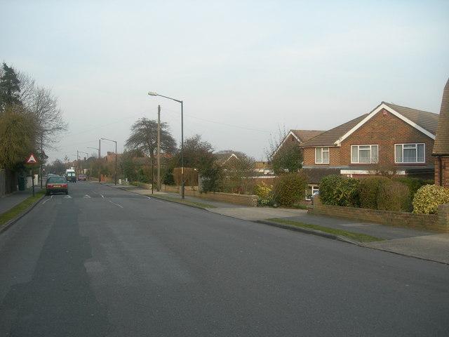 The Ridgeway, Chatham