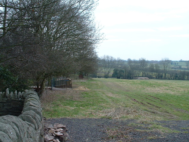 Fields adjacent to Serridge House