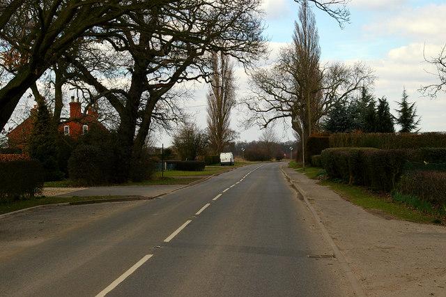 Leaving Holton-le-Moor