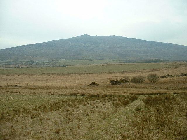 Looking towards Mynydd Graig Goch