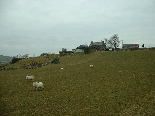 Nantcyll Isaf Farm