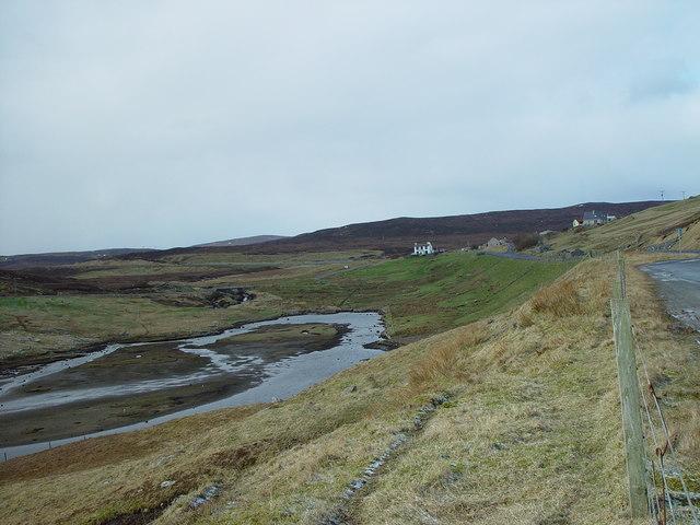 Laxo, Shetland