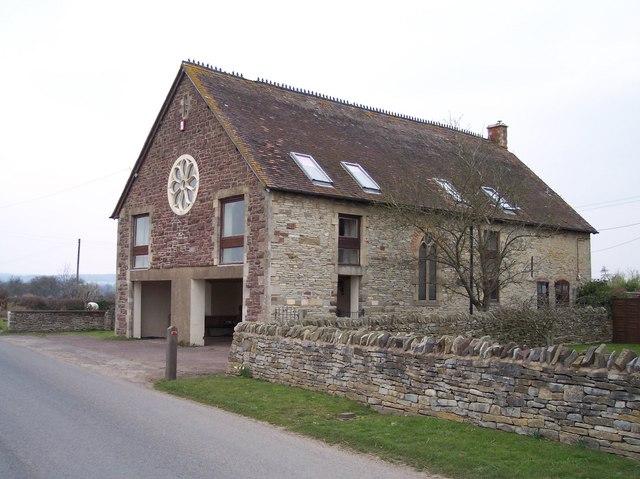 Chapel House, Hunthill Road