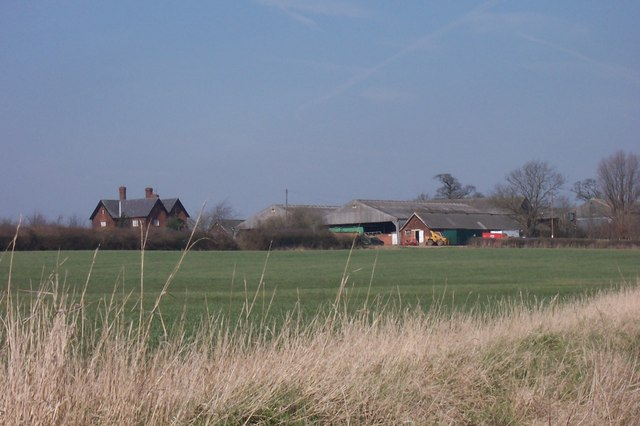 Eastwick Hall Farm