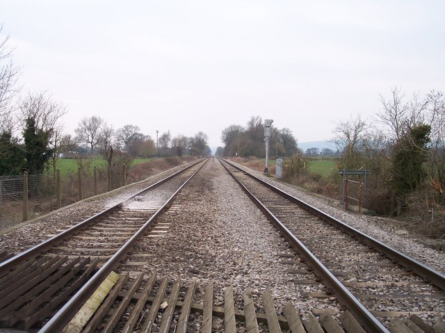 Railway to South Wales