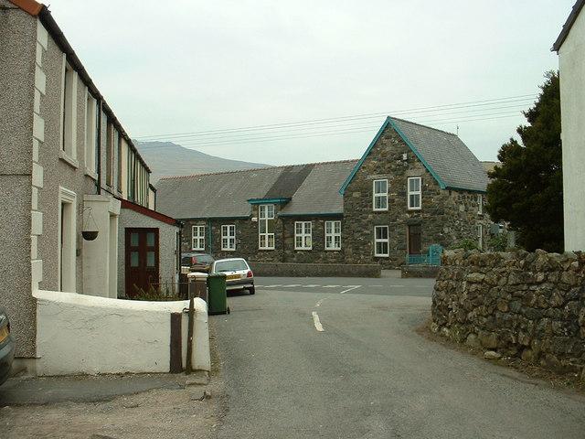 Nebo village