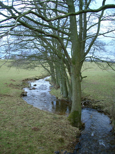 Dale Beck West of the Melmerby to Ousby road