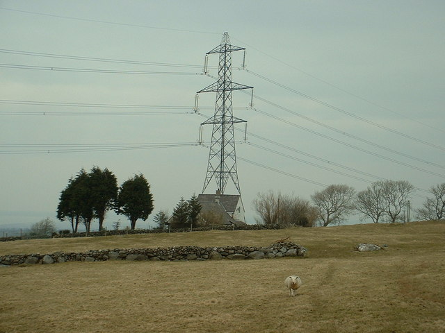 House and Pylon