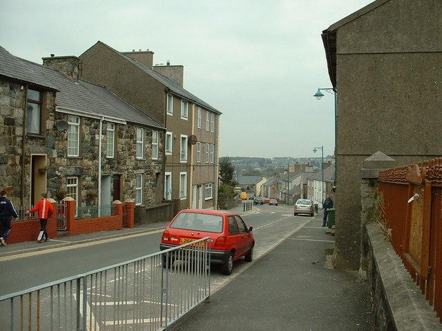 Central Llanllyfni