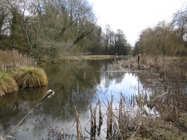 River Gade at Water End