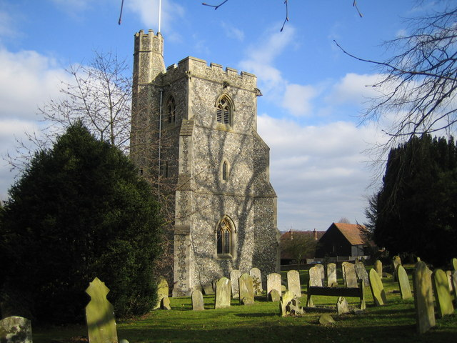 Great Gaddesden: St John the Baptist Church