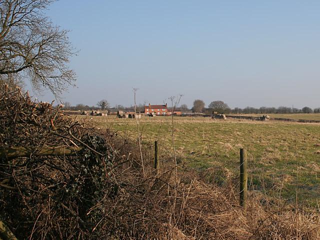 Countryside near Thrussington, Leicestershire