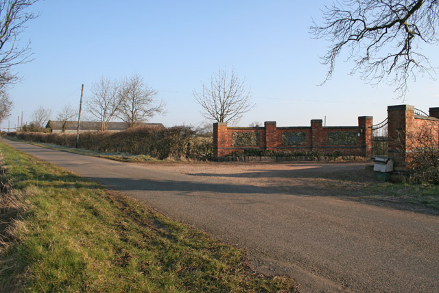 The Lodge Farm near Thrussington