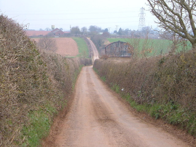 Mosshayne Lane