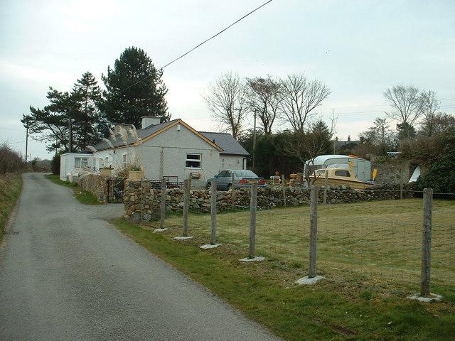 Cottage near Groeslon