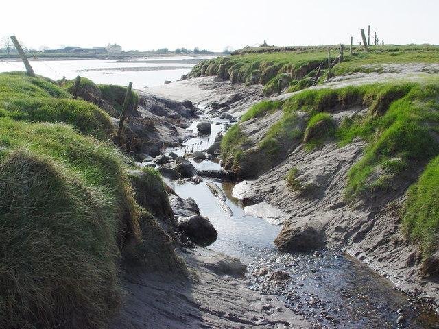 Inlet Channel, River Eden