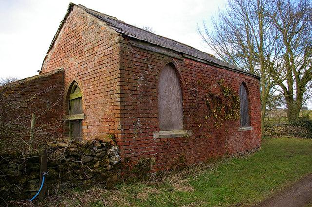Primitive Methodist Chapel, Normanby-le-Wold