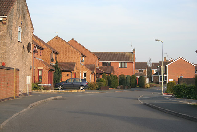 Swallow Drive, Syston, Leicester