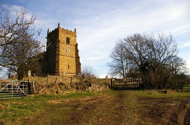 All Saints Church, Walesby