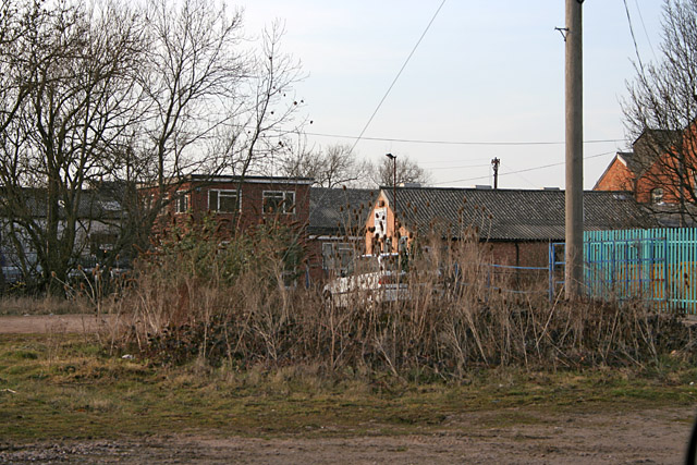 Syston Mills Industrial Estate
