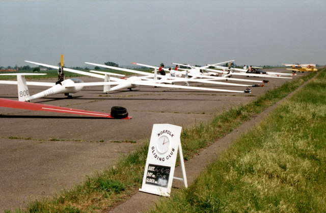 Gliding Competition