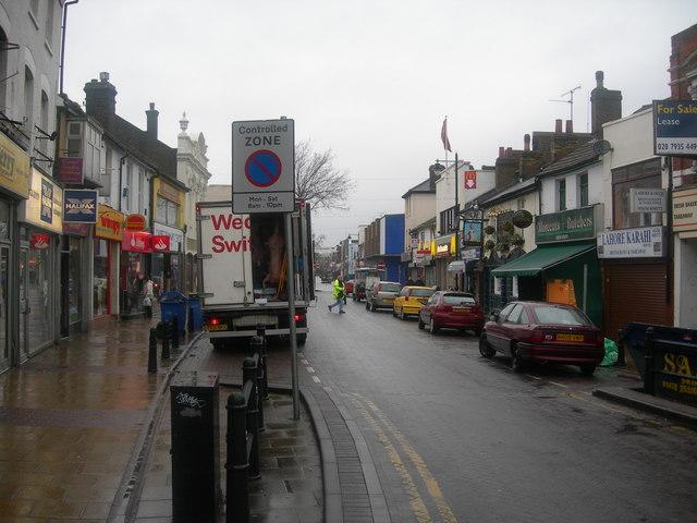 High Street, Gillingham