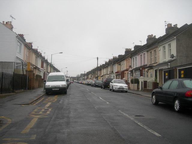 Milton Road, Gillingham
