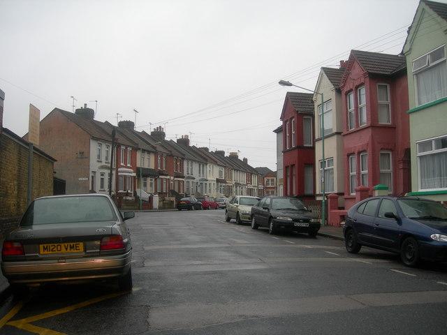 Byron Road, Gillingham