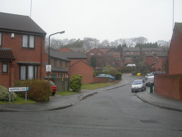 Hampton Close, Walderslade