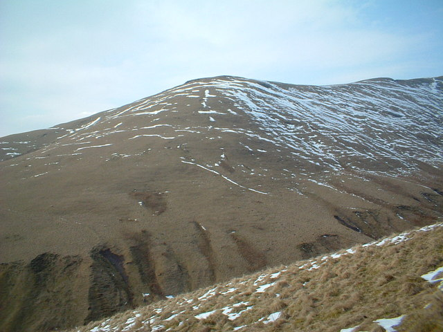 The slopes of Craighorn