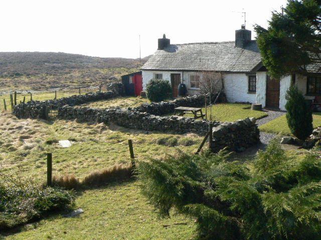 Sarnau Cottages, near Nant Bwlch Yr Haearn.