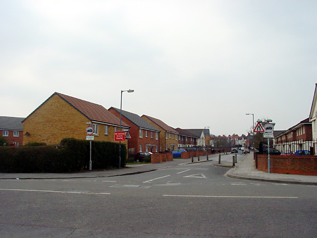 New Housing - Eden Grove, Filton