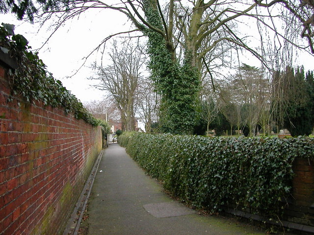 Rugby - Church Walk