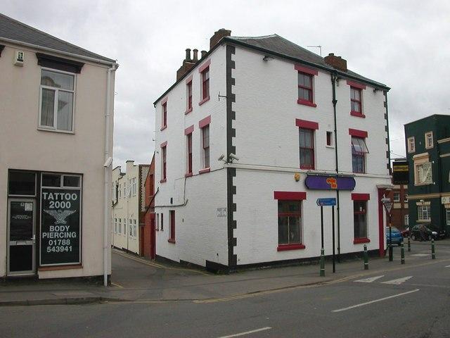 Rugby - Pinders Lane
