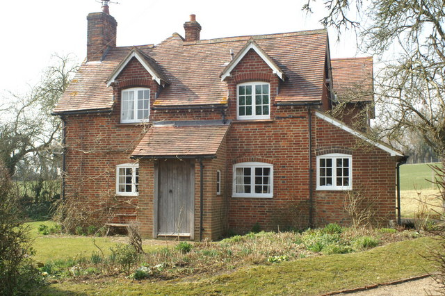 Cottage, Eldon Road
