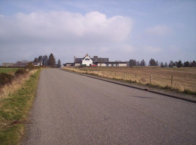 New Cammach Inn, Cammachmore