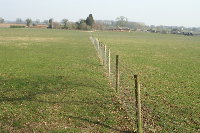 Fields east of Michelmersh Court