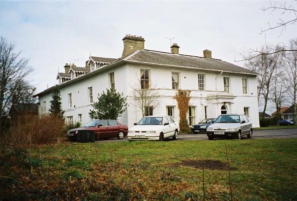 Poppleton Gate House