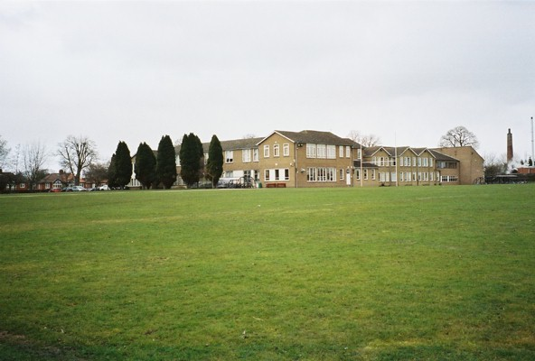 Manor School and Playing Fields