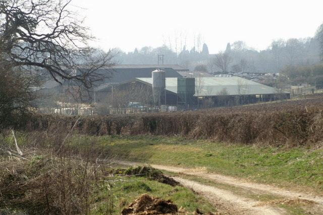 Michelmersh Manor Farm