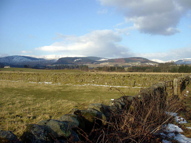Another view towards Moffat.