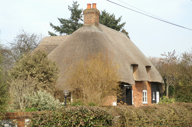 Thatched Cottage, Michelmersh
