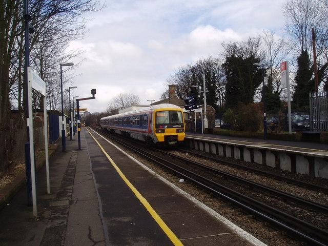 Westcombe Park station, Greenwich