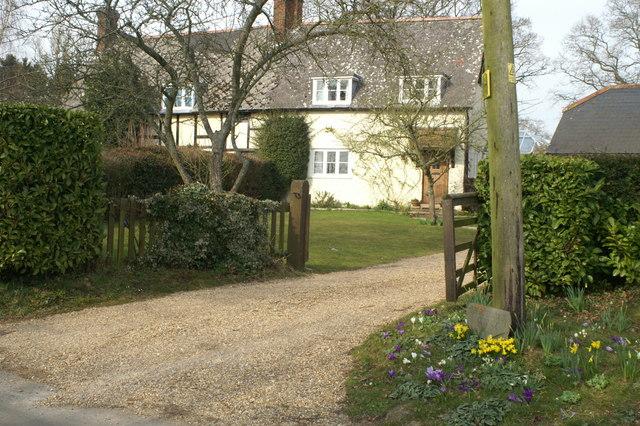 Cottages, Michelmersh